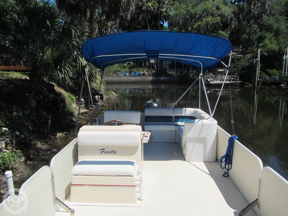 2005 Fiesta boat for sale, model of the boat is Grande 24 Family Fisher Fish & Fun L Custom & Image # 38 of 40