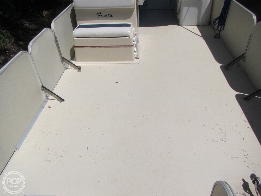 2005 Fiesta boat for sale, model of the boat is Grande 24 Family Fisher Fish & Fun L Custom & Image # 40 of 40