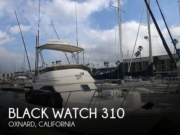Used Boats For Sale in Los Angeles, California by owner | 2004 Black Watch 310