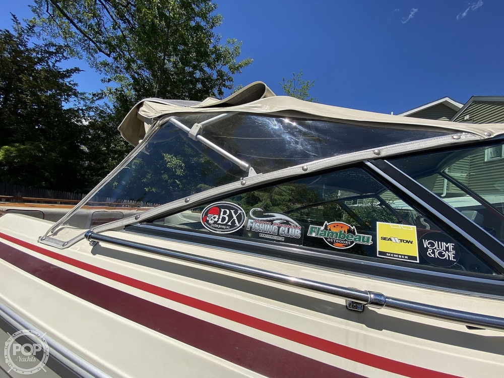 1983 Sea Ray boat for sale, model of the boat is SV210 & Image # 13 of 40