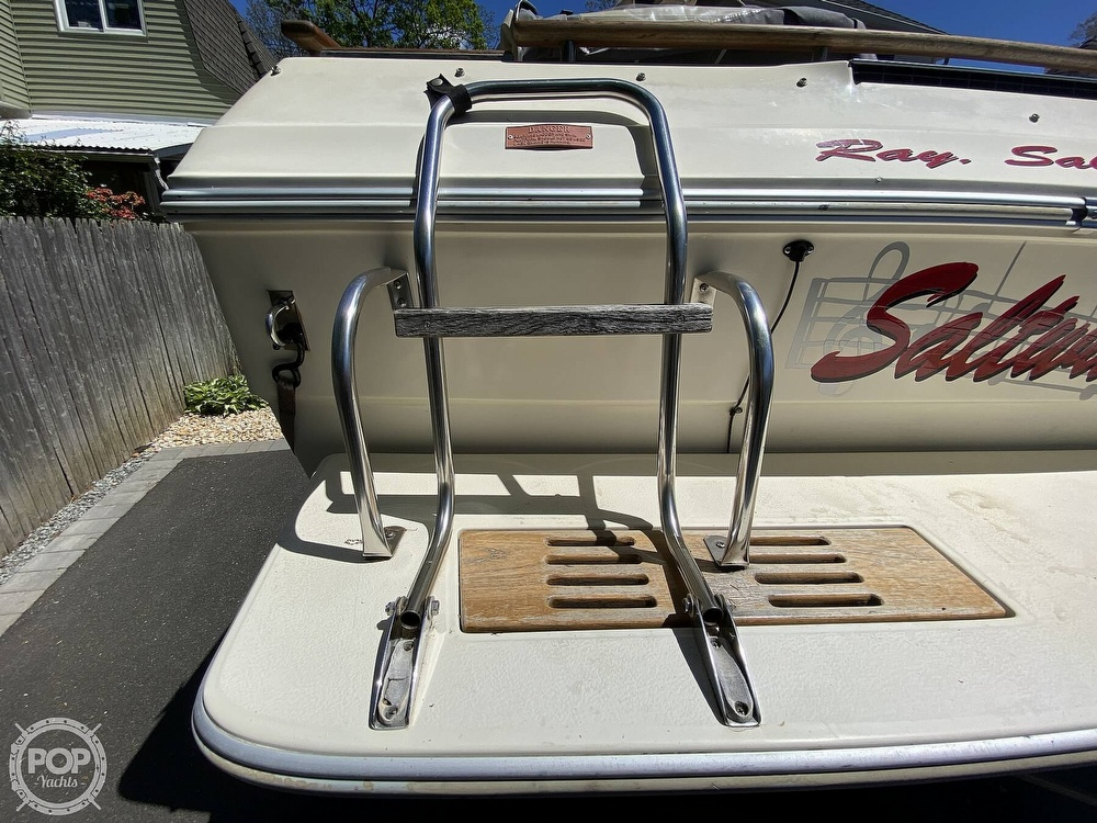 1983 Sea Ray boat for sale, model of the boat is SV210 & Image # 20 of 40