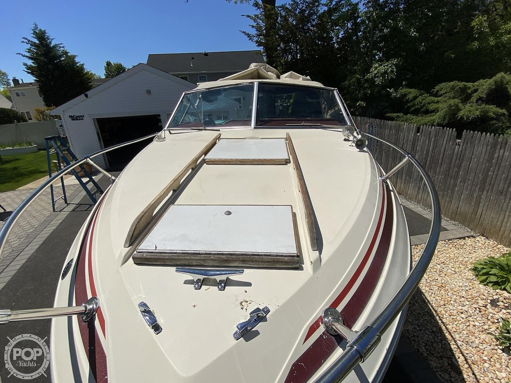 1983 Sea Ray boat for sale, model of the boat is SV210 & Image # 25 of 40