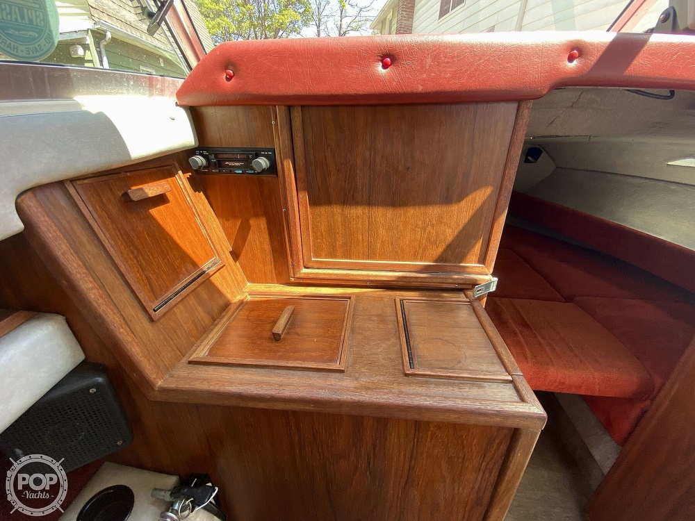 1983 Sea Ray boat for sale, model of the boat is SV210 & Image # 28 of 40