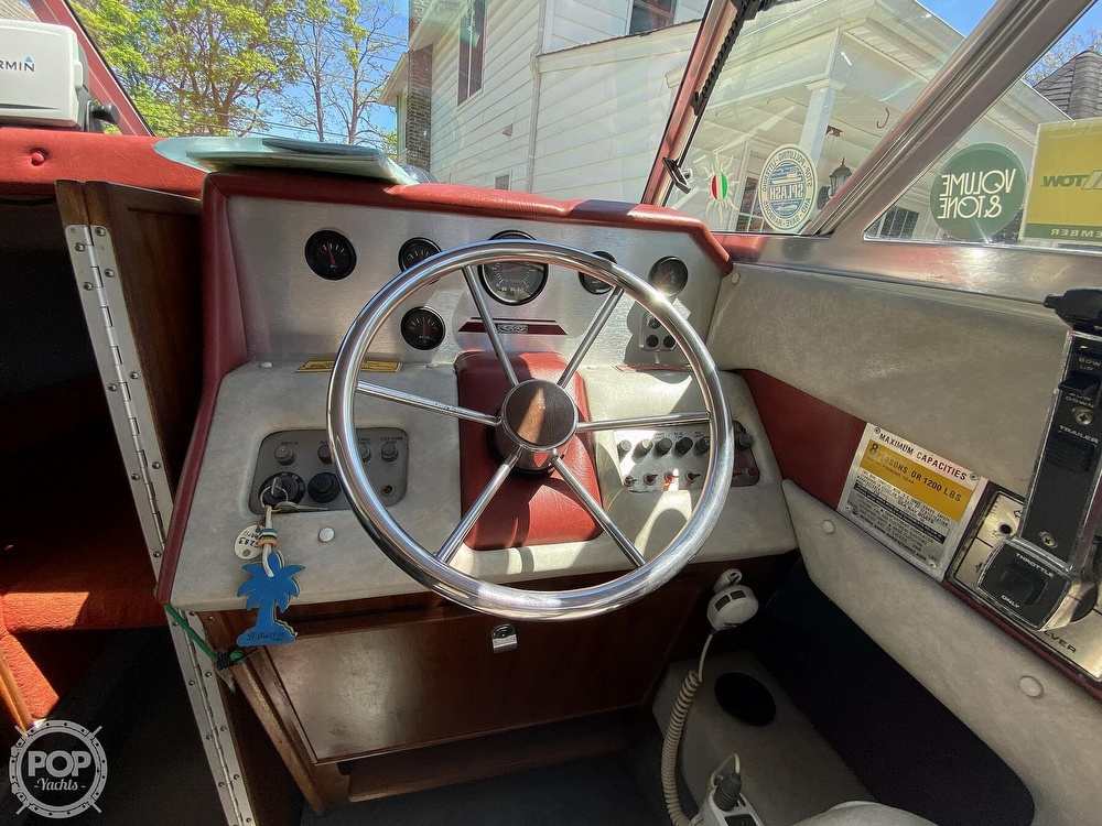 1983 Sea Ray boat for sale, model of the boat is SV210 & Image # 31 of 40
