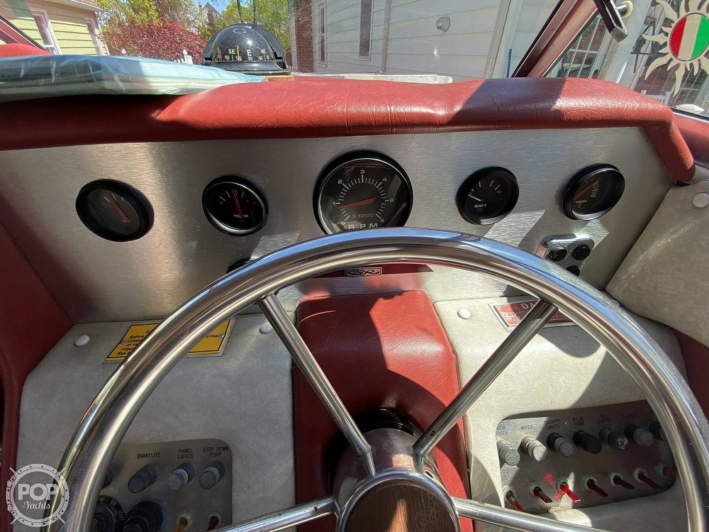 1983 Sea Ray boat for sale, model of the boat is SV210 & Image # 33 of 40