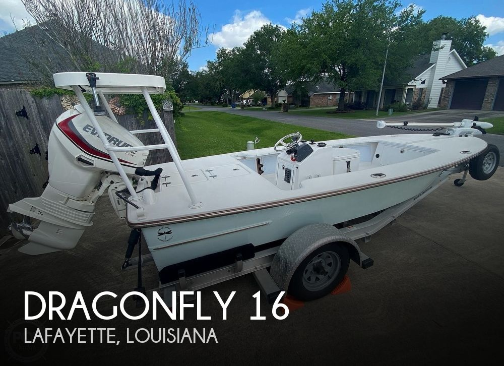 2019 Dragonfly boat for sale, model of the boat is Emerger 16 CC & Image # 1 of 40