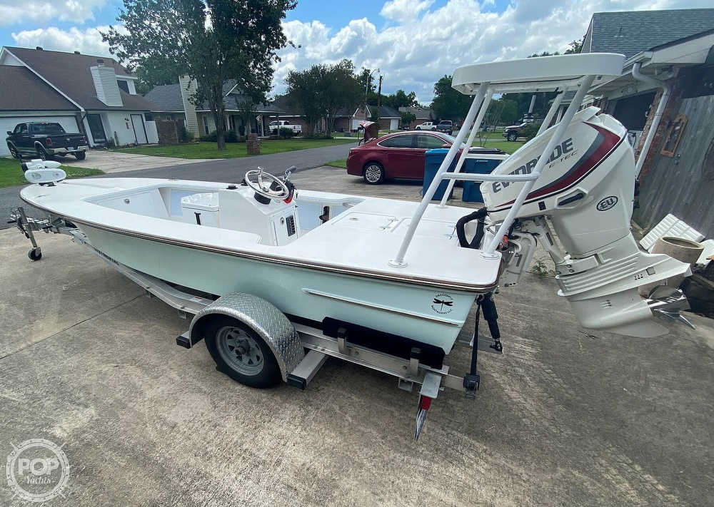 2019 Dragonfly boat for sale, model of the boat is Emerger 16 CC & Image # 3 of 40