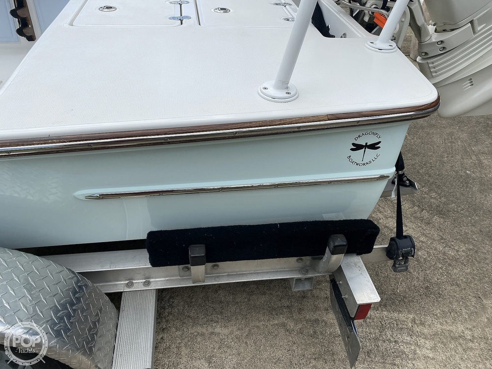 2019 Dragonfly boat for sale, model of the boat is Emerger 16 CC & Image # 12 of 40