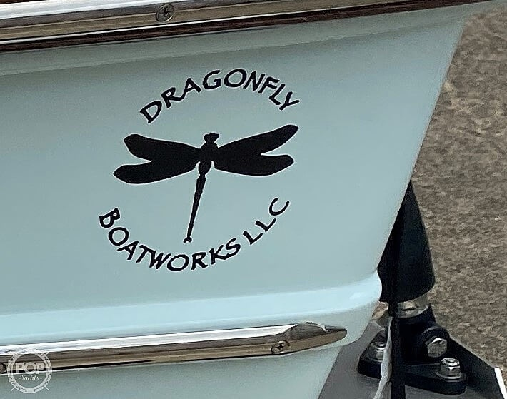 2019 Dragonfly boat for sale, model of the boat is Emerger 16 CC & Image # 13 of 40