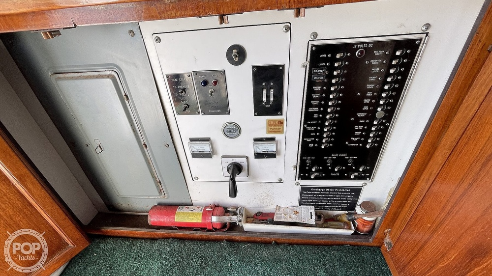 1978 Pacemaker boat for sale, model of the boat is Sportfish 48 & Image # 35 of 40