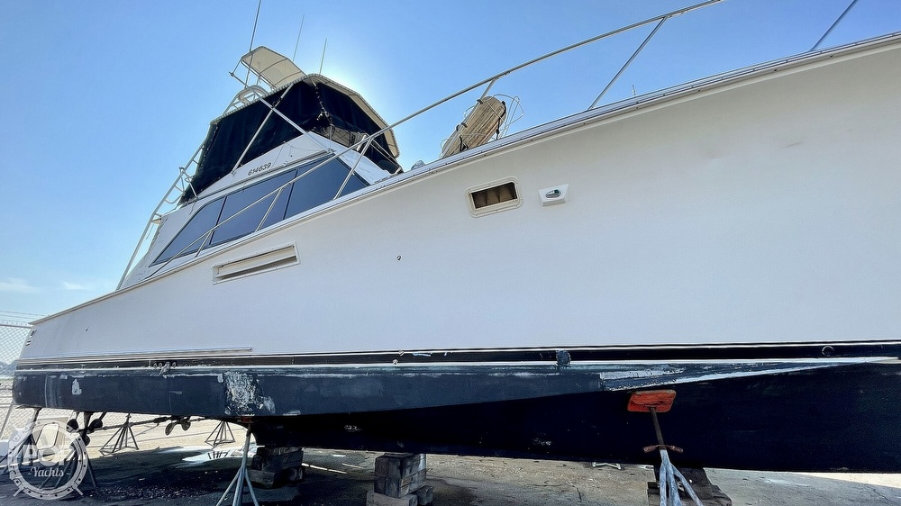 1978 Pacemaker boat for sale, model of the boat is Sportfish 48 & Image # 6 of 40
