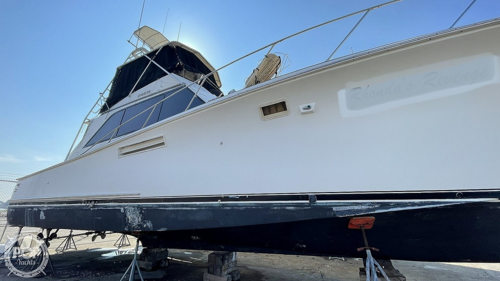 1978 Pacemaker boat for sale, model of the boat is Sportfish 48 & Image # 2 of 40