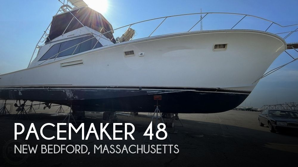 1978 Pacemaker boat for sale, model of the boat is Sportfish 48 & Image # 1 of 40