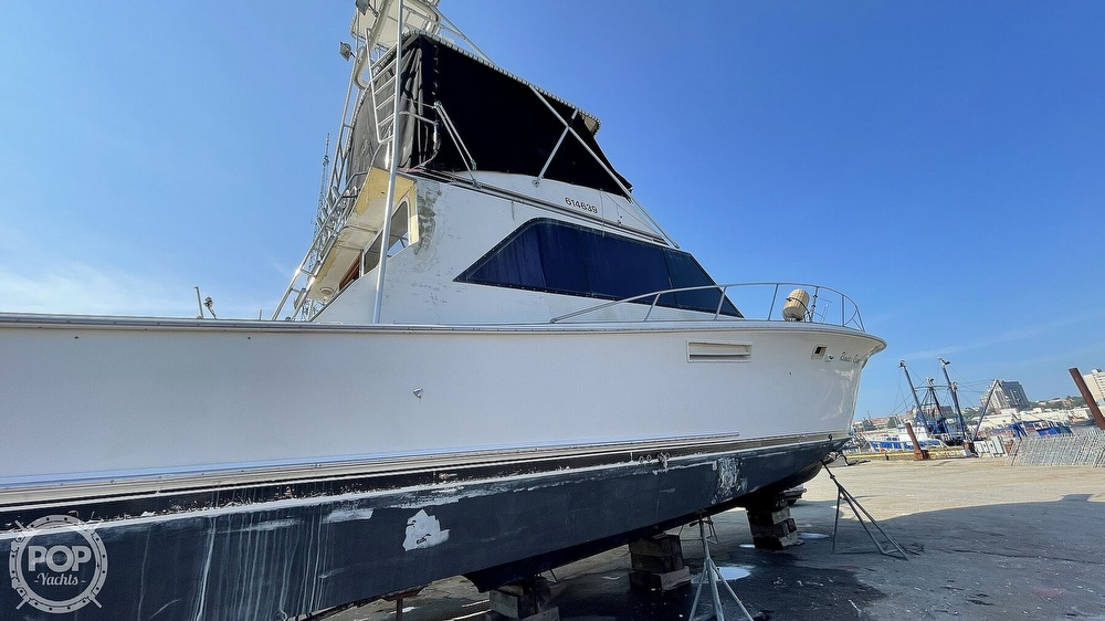 1978 Pacemaker boat for sale, model of the boat is Sportfish 48 & Image # 3 of 40