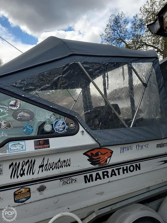 2003 Marathon boat for sale, model of the boat is 19 Jet Boat & Image # 5 of 40