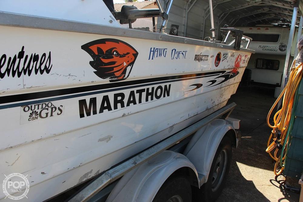 2003 Marathon boat for sale, model of the boat is 19 Jet Boat & Image # 8 of 40