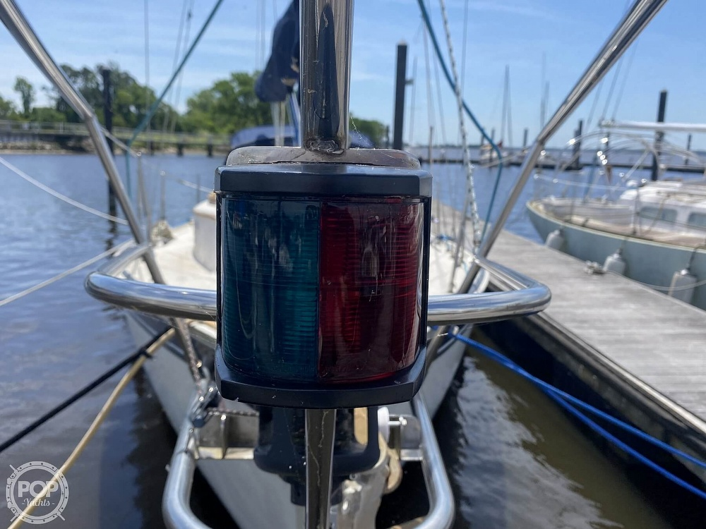 1986 Aloha Pontoons boat for sale, model of the boat is 32 & Image # 16 of 40