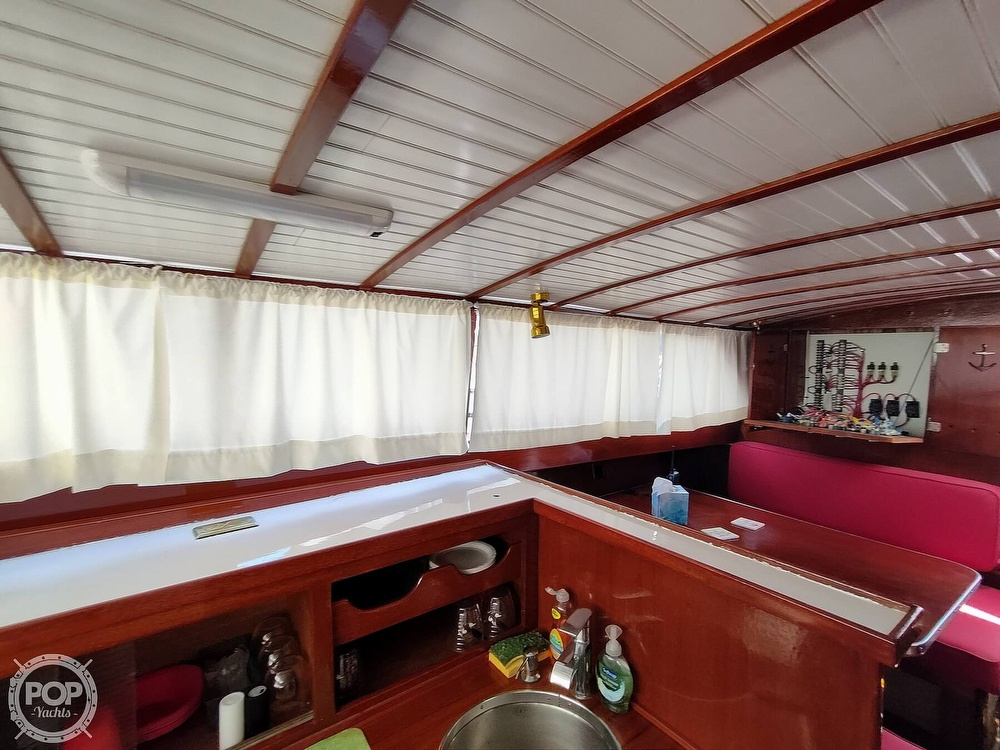 1961 Chris Craft boat for sale, model of the boat is Fly Bridge Sea Skiff & Image # 37 of 40