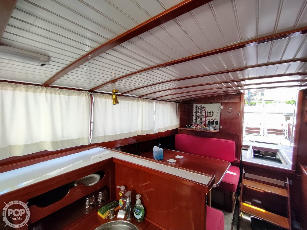1961 Chris Craft boat for sale, model of the boat is Fly Bridge Sea Skiff & Image # 38 of 40