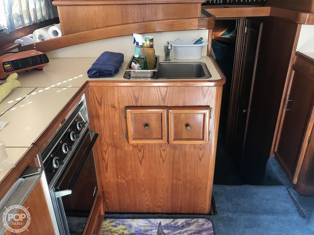 1988 Egg Harbor boat for sale, model of the boat is 33 Convertible & Image # 31 of 40