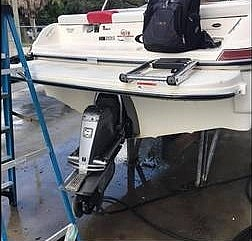 2007 Glastron boat for sale, model of the boat is Gt 205 & Image # 7 of 10