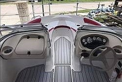 2007 Glastron boat for sale, model of the boat is Gt 205 & Image # 6 of 10