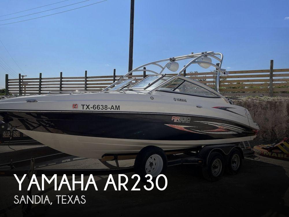 2007 YAMAHA AR230 for sale