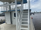 1996 Custom Built In 2020 Houseboat/Deckhouse on Lakeview Hull - #4