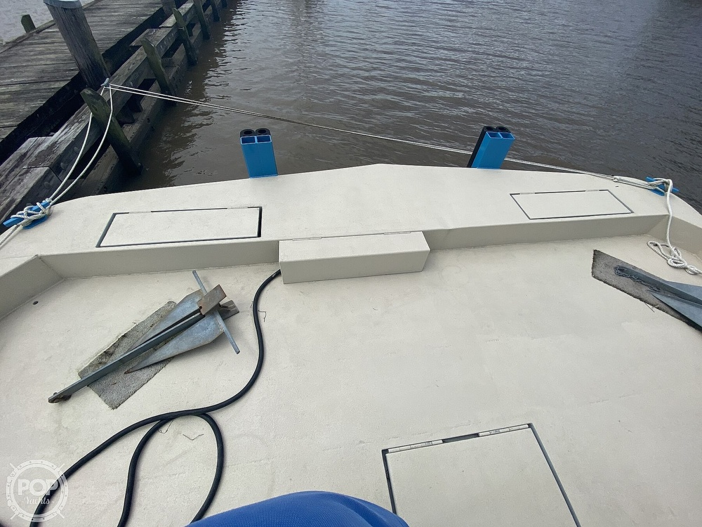 1996 Custom boat for sale, model of the boat is In 2020 Houseboat/Deckhouse on Lakeview Hull & Image # 30 of 40