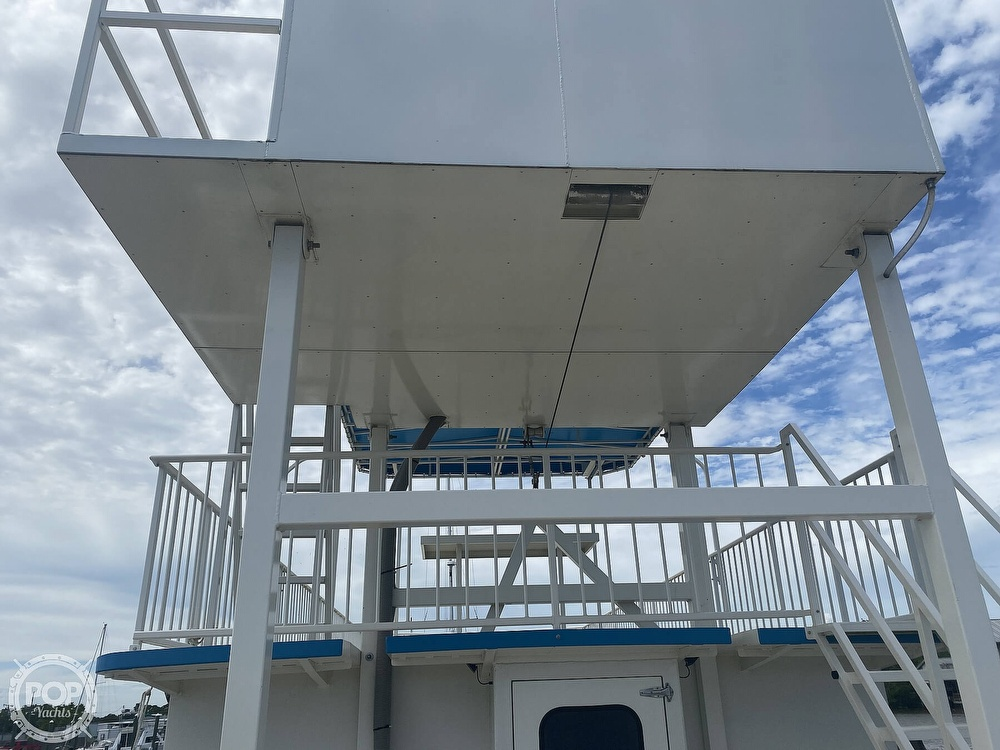 1996 Custom boat for sale, model of the boat is In 2020 Houseboat/Deckhouse on Lakeview Hull & Image # 37 of 40