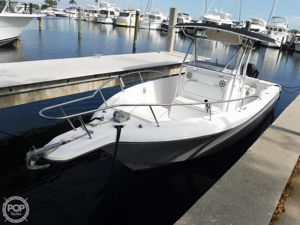 2001 Pro-Line boat for sale, model of the boat is 27 Sport & Image # 16 of 40