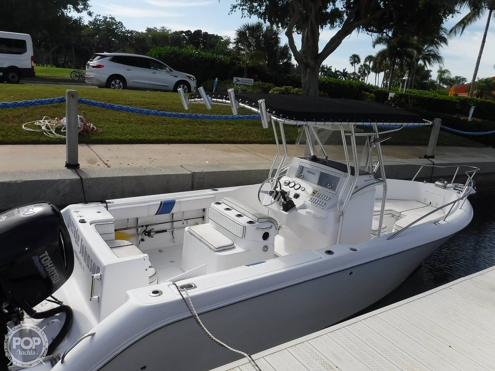 2001 Pro-Line boat for sale, model of the boat is 27 Sport & Image # 22 of 40