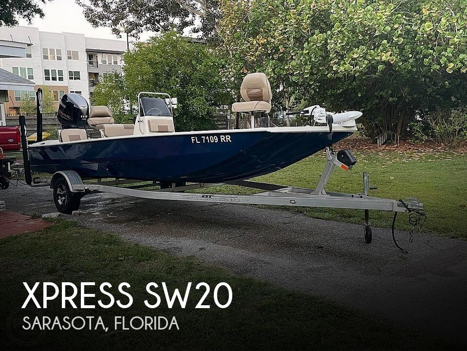 Used Xpress Boats For Sale by owner | 2018 Xpress SW20