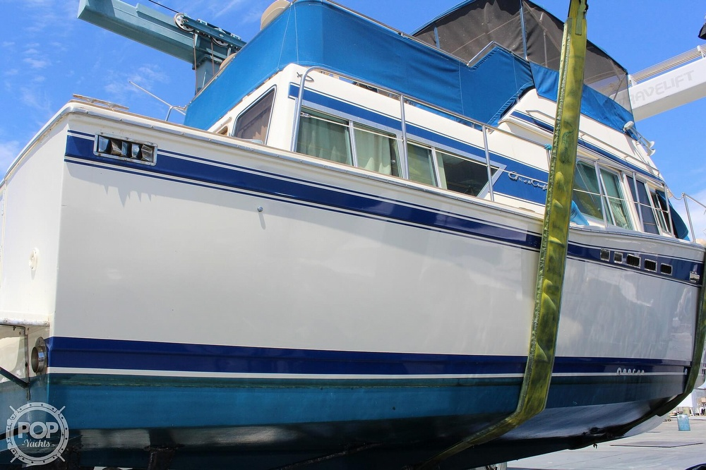 1984 Chris Craft boat for sale, model of the boat is Corinthian 380 & Image # 4 of 40