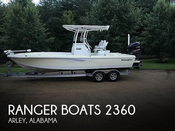 Used Boats For Sale in Birmingham, Alabama by owner   2018 Ranger Boats 2360