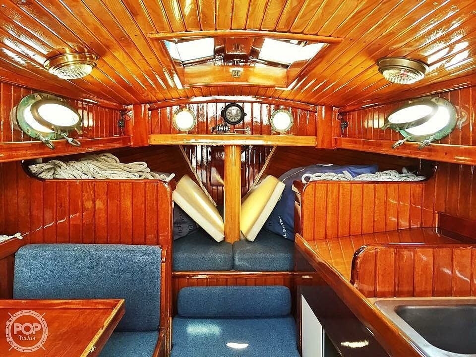 1987 Herreshoff boat for sale, model of the boat is H-28 & Image # 2 of 40