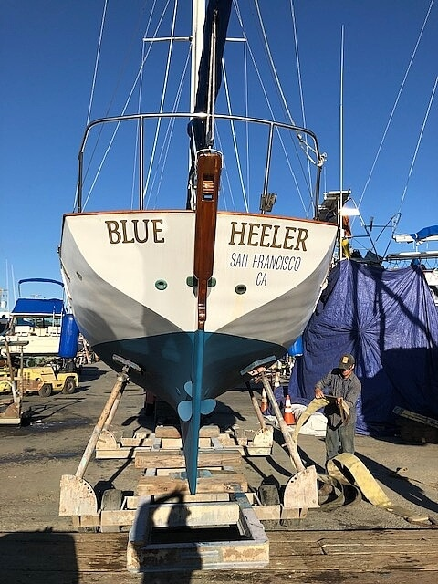 1987 Herreshoff boat for sale, model of the boat is H-28 & Image # 4 of 40