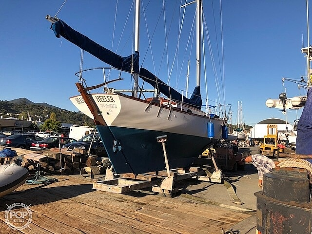1987 Herreshoff boat for sale, model of the boat is H-28 & Image # 5 of 40
