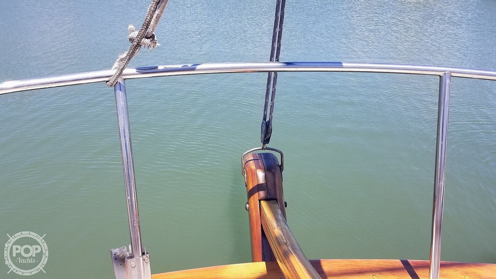 1987 Herreshoff boat for sale, model of the boat is H-28 & Image # 7 of 40