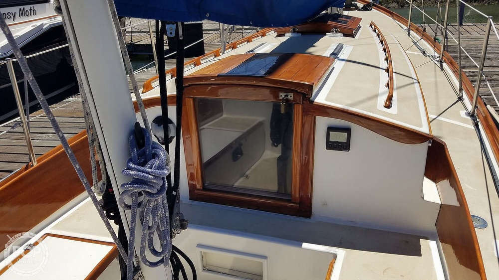1987 Herreshoff boat for sale, model of the boat is H-28 & Image # 8 of 40