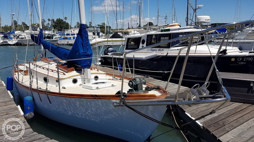 1987 Herreshoff boat for sale, model of the boat is H-28 & Image # 9 of 40