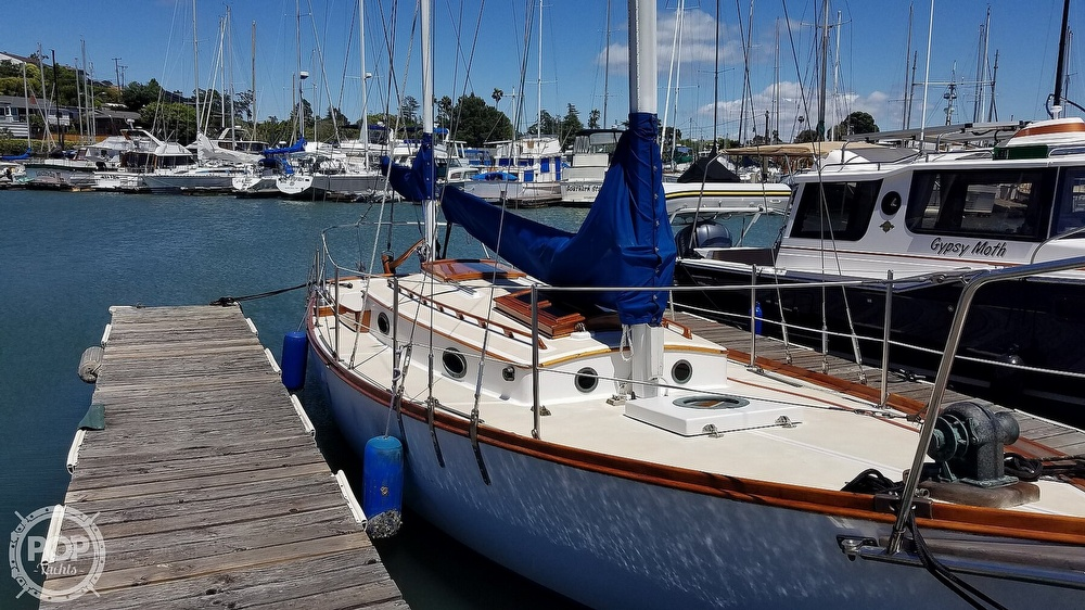 1987 Herreshoff boat for sale, model of the boat is H-28 & Image # 10 of 40