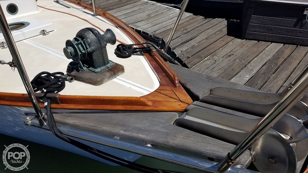 1987 Herreshoff boat for sale, model of the boat is H-28 & Image # 12 of 40
