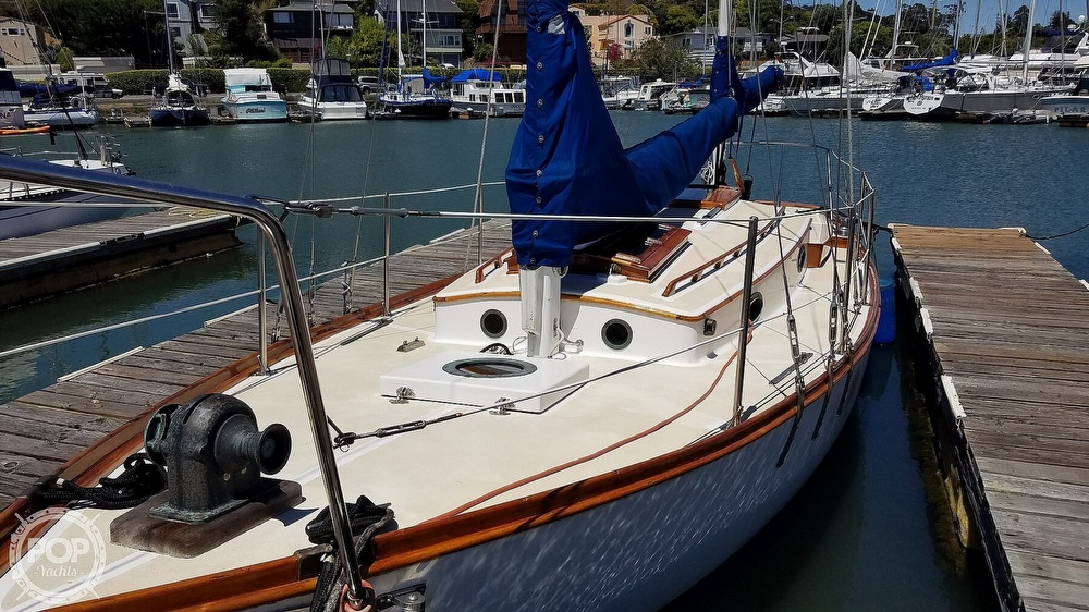 1987 Herreshoff boat for sale, model of the boat is H-28 & Image # 14 of 40