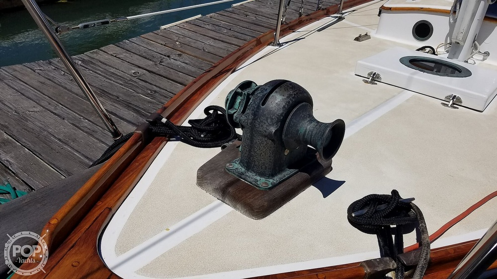 1987 Herreshoff boat for sale, model of the boat is H-28 & Image # 15 of 40