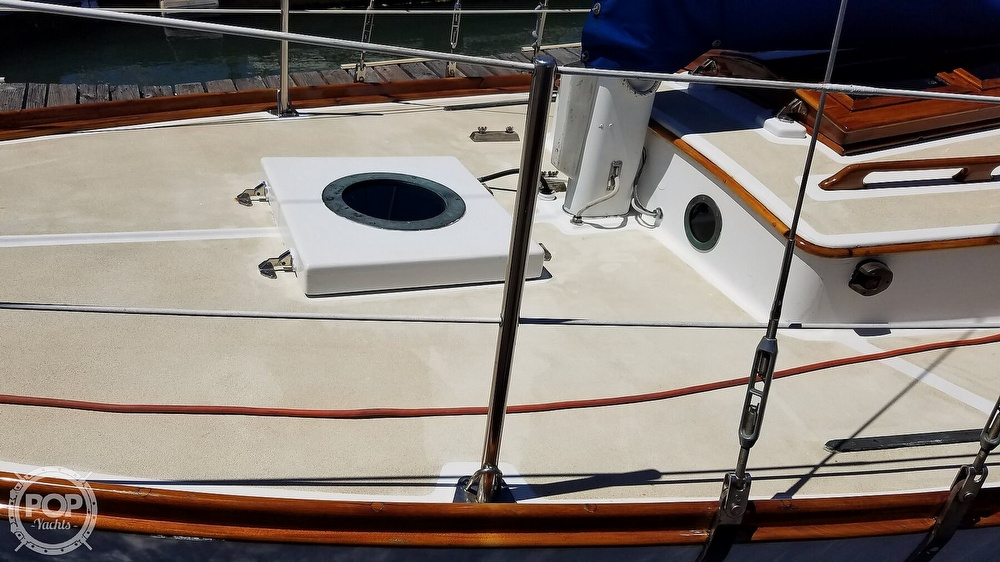 1987 Herreshoff boat for sale, model of the boat is H-28 & Image # 18 of 40
