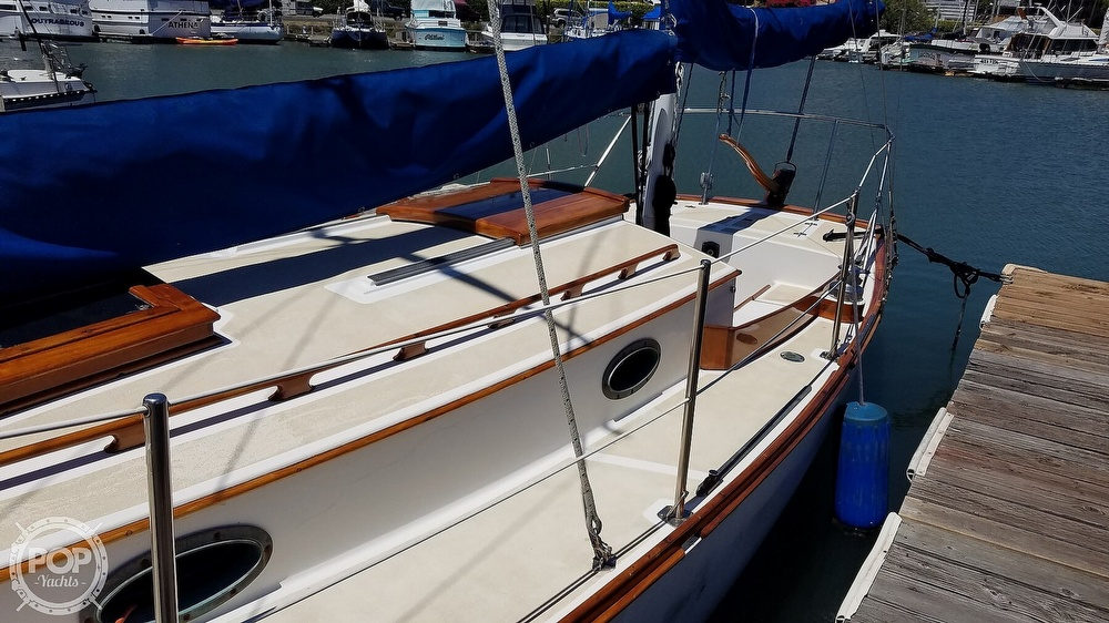 1987 Herreshoff boat for sale, model of the boat is H-28 & Image # 19 of 40
