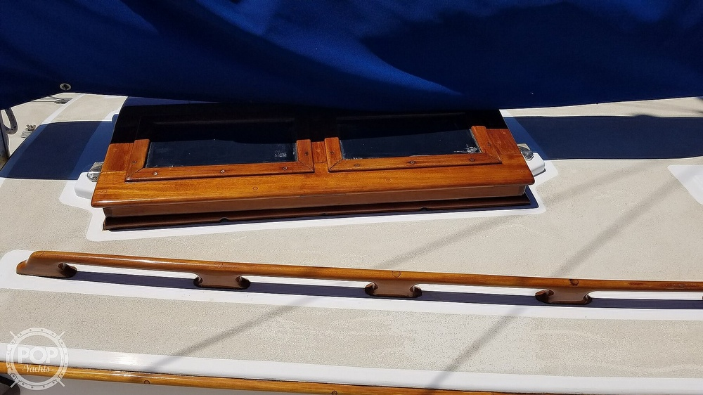 1987 Herreshoff boat for sale, model of the boat is H-28 & Image # 20 of 40