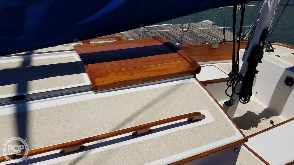 1987 Herreshoff boat for sale, model of the boat is H-28 & Image # 21 of 40