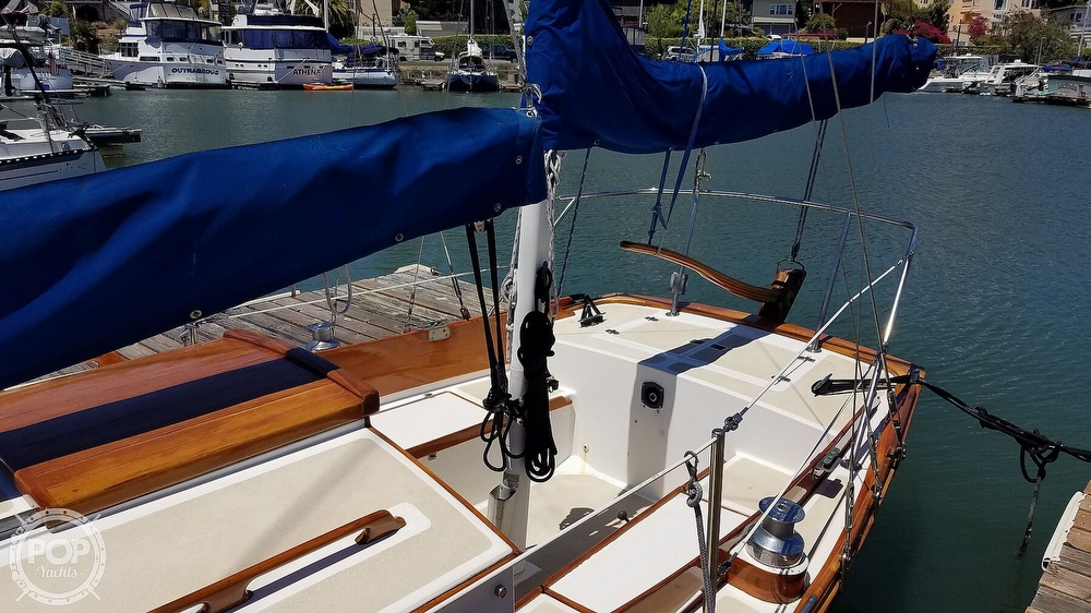 1987 Herreshoff boat for sale, model of the boat is H-28 & Image # 22 of 40